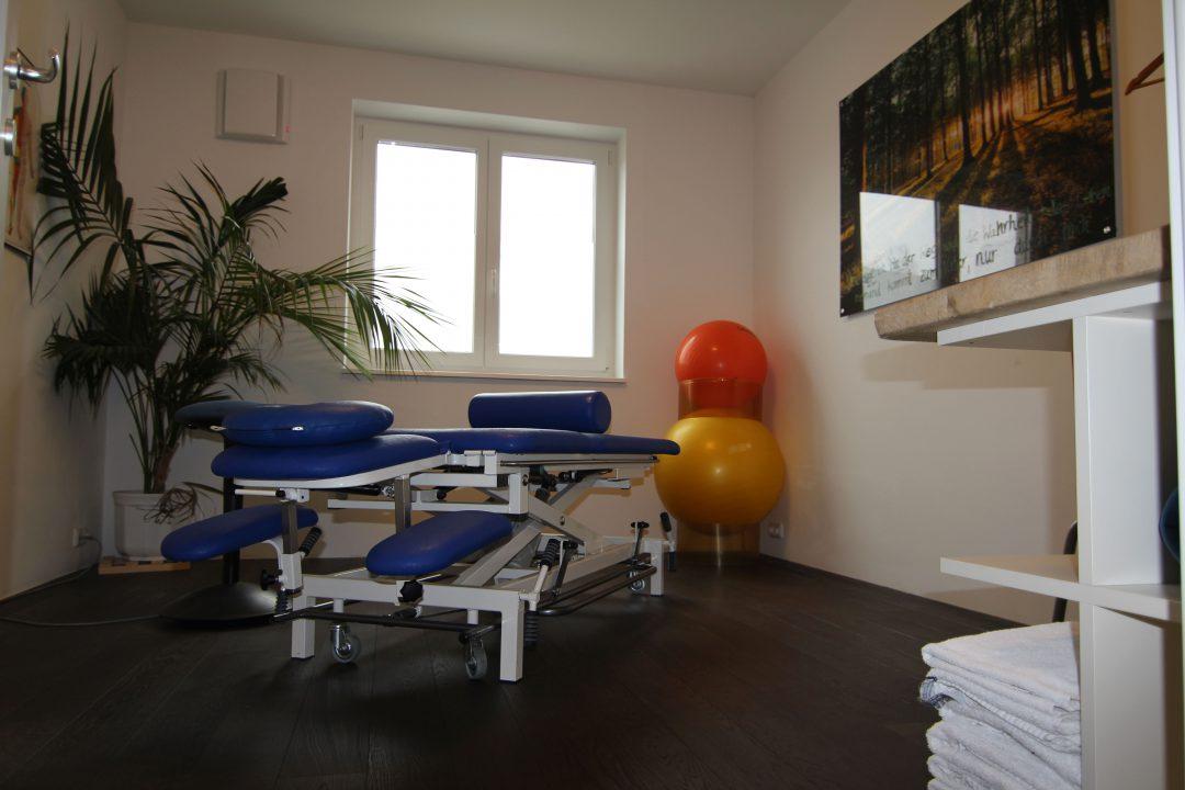 Physiotherapie Rietzschel Bad Goisern Raum 1