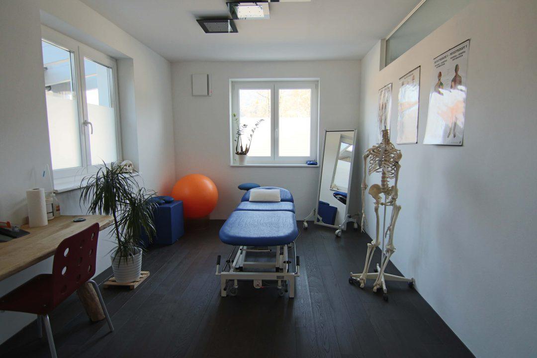Physiotherapie Rietzschel Bad Goisern Raum 2