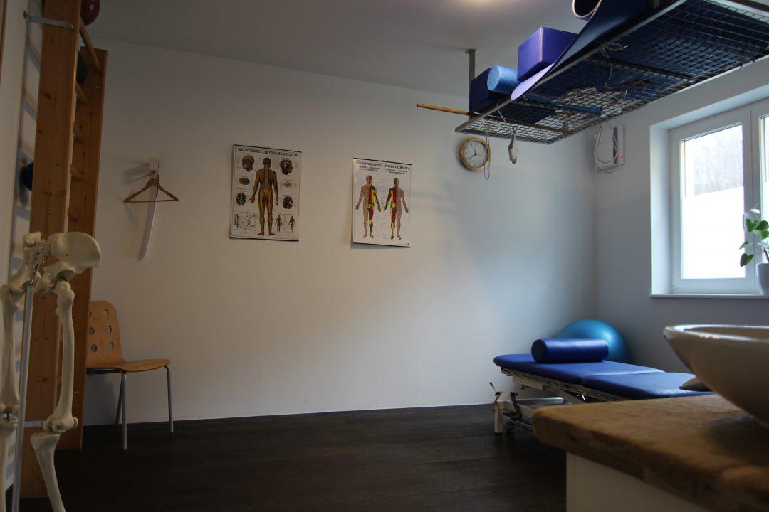 Physiotherapie Rietzschel Bad Goisern Raum 3
