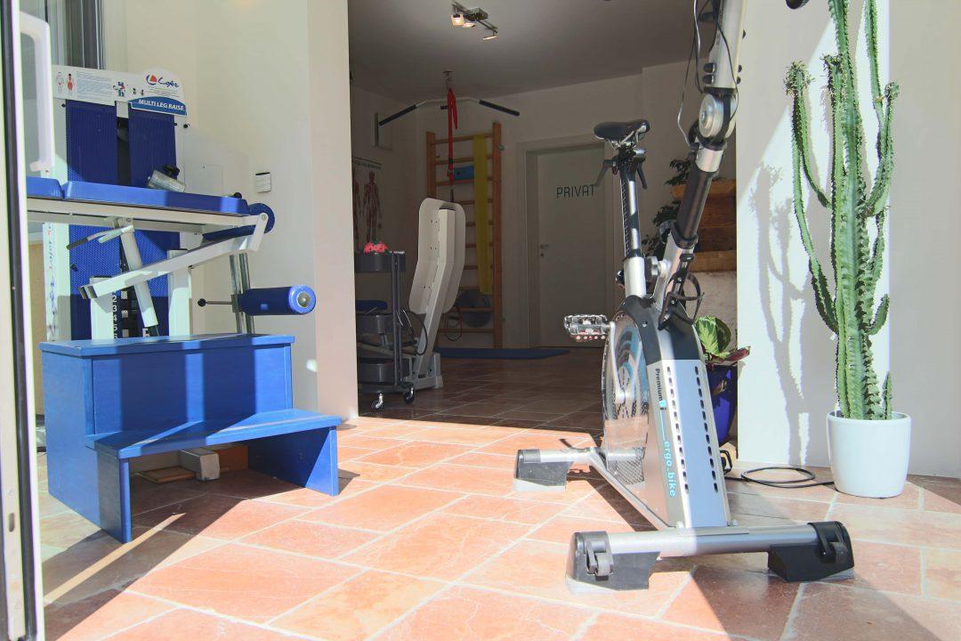 Physiotherapie Rietzschel Bad Goisern Training 1