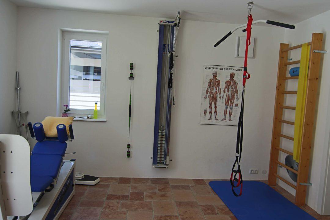 Physiotherapie Rietzschel Bad Goisern Training 2